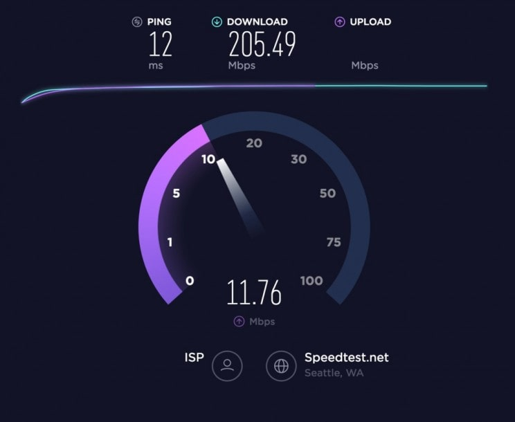 internet speedtest